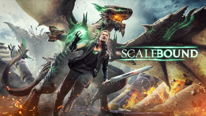Scalebound, Beautiful New Screenshots Revealed At Gamescom