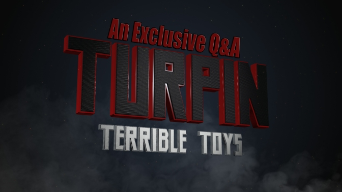 Get An Inside Look At The Turpin: Terrible Toys DC Comics Fan Film As I Interview Writer/ Director Robert Dodrill