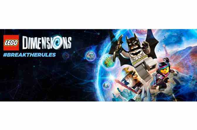 LEGO Dimensions Reveals New Screenshots To Celebrate Today's Release