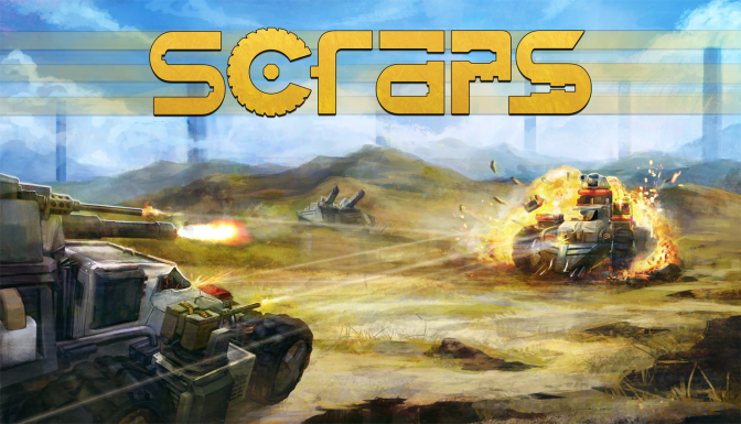 SCRAPS Allows You To Craft And Fully Customize Your Own War Machine