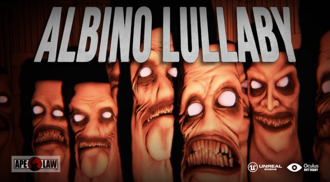 Albino Lullaby Is Reinventing The Way We Approach Psychological Horror In Gaming, Episode One Is Out Tomorrow