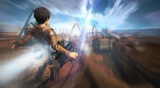 Koei Tecmo Revealed A Wealth Of Content For Their Upcoming Attack On Titan Game