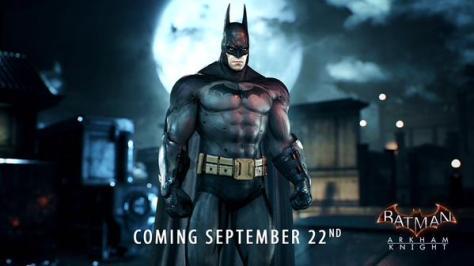 batman arkham asylum sept 22