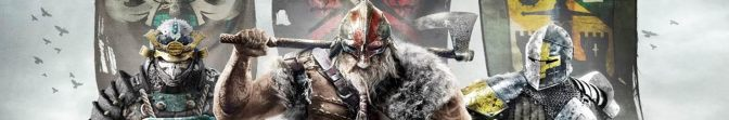 For Honor Reveals The Newest Trailer Featuring The Oni