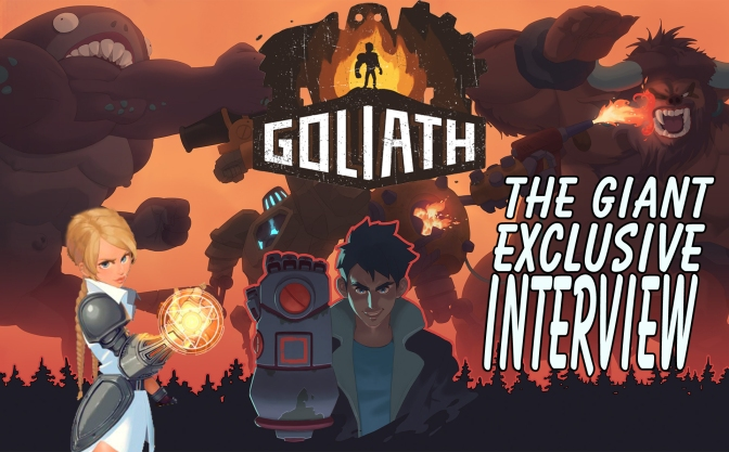 Get An Inside Look Into The World Of Goliath With This Exclusive Interview