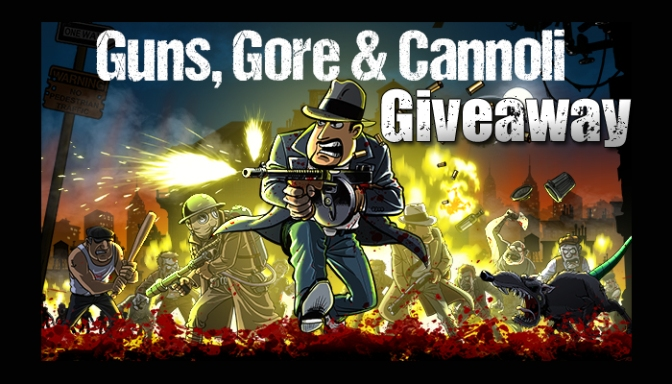 Giveaway: Win Guns, Gore & Cannoli On The Xbox One This Friday