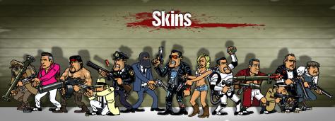 Guns, Gore & Cannoli SkinsAll