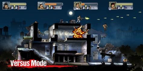 Guns Gore & Cannoli VersusMode