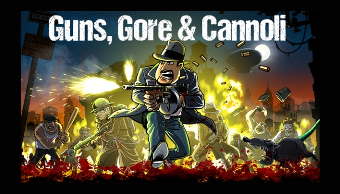 Guns, Gore & Cannoli Took Out The Competition On PC, Now They're Taking The Fight To The Xbox One. Are you Ready?