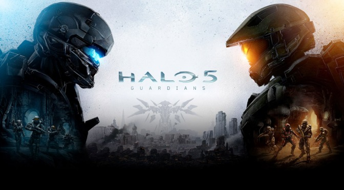 "Halo 5: Guardians Reveals Their First TV Commercial ""A Hero Falls"""