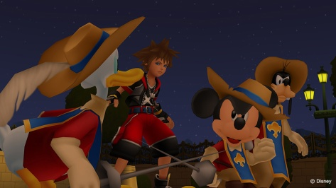 KINGDOM HEARTS HD 2.8 Final Chapter Prologue event_d1_OFF