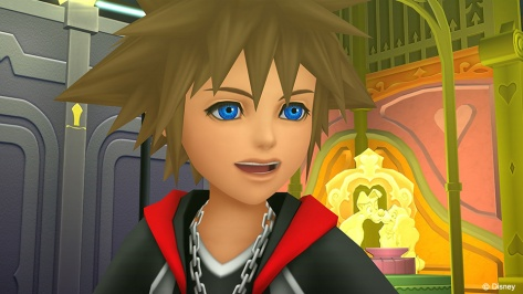 KINGDOM HEARTS HD 2.8 Final Chapter Prologue Event_sora