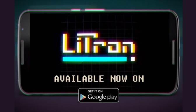 Reminiscent Of Classic Titles Like TRON and Snake, LITRON Is Bringing Retro Puzzlers To Android Devices