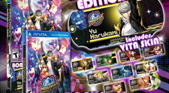 Persona Fans Rejoice, Persona 4: Dancing All Night Is Available Now