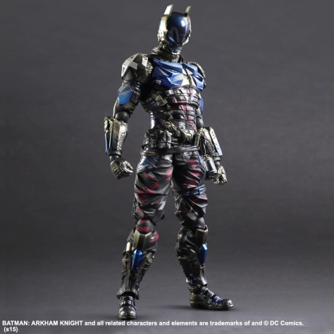 play arts kai BAK 1
