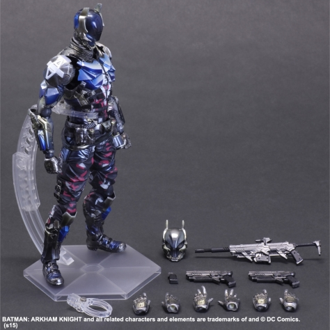 play arts kai BAK 6