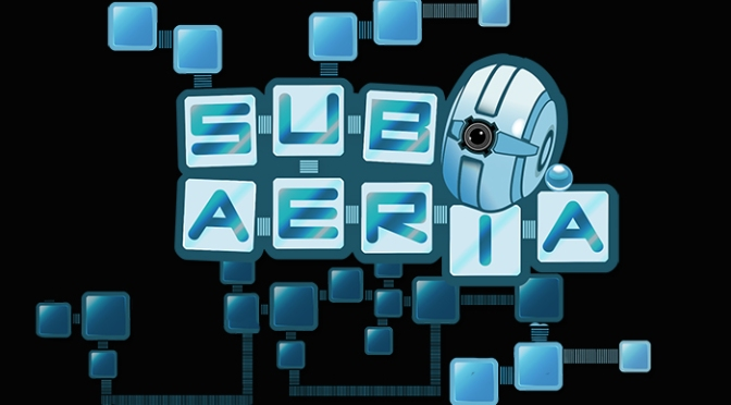 Subaeria, The Game Where Your Only Defense Against Deadly Oppressive Robots Is To Get Them To Destroy Each Other, Is Heading To Early Access Tomorrow