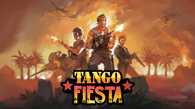 Tango Fiesta Is Everything You Love About 80's Action Movies Disguised As A Videogame Hitting Steam This Month