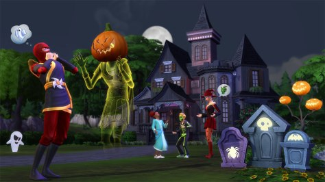 the sims chilling stuff 2