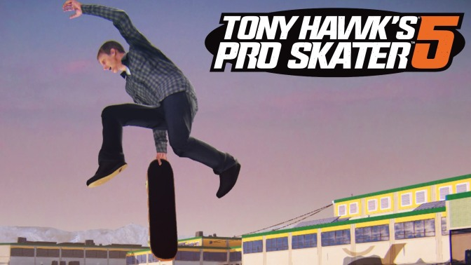 "Tony Hawk's Pro Skater 5 Shares A Behind The Scenes Look In ""The Skaters, Pt 2"""