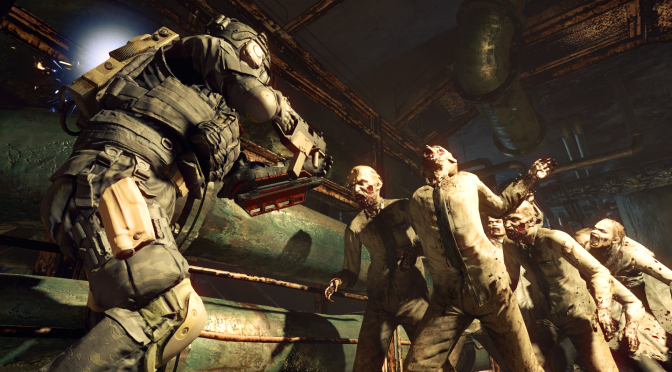 Umbrella Corps Brings Fast Paced Competitive Third Person Shooting To The Resident Evil Universe