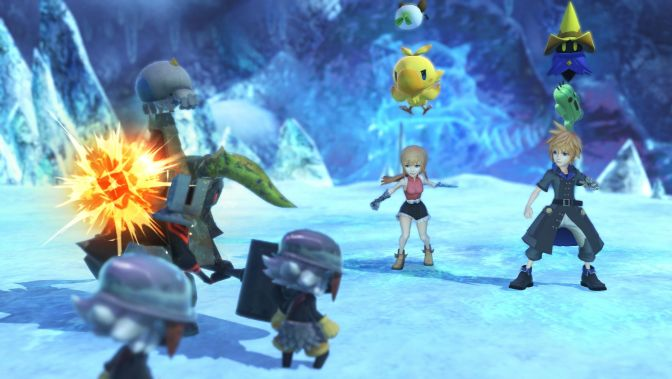 Square Enix Reveals The Newest Trailer For The Incredibly Cute World Of Final Fantasy