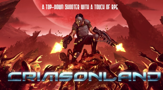 The Top Down Twin Stick Shooter Crimsonland Is Heading To The Xbox One With A Free Trial