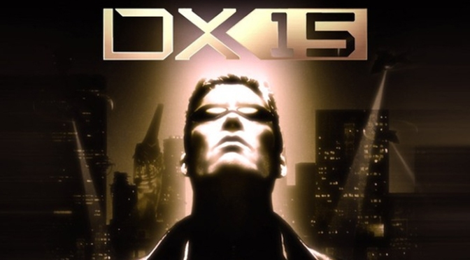 Continue Celebrating The 15th Anniversary Of Deus Ex With A Special Animated Trailer