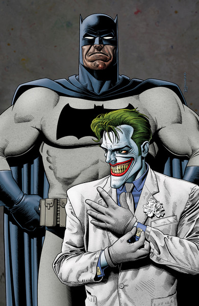Retail variant cover by Brian Bolland