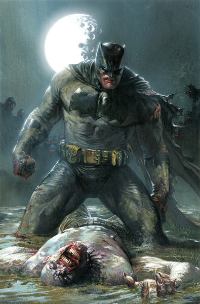Retail variant cover by Gabriele Dell'Otto