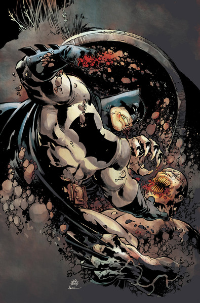 Retail variant cover by Ivan Reis