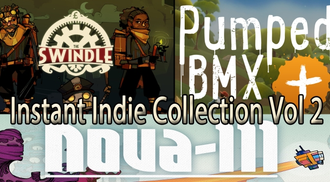 Curve Digital Reveals The Instant Indie Collection Vol 2, An Essential For Xbox & Playstation Gamers