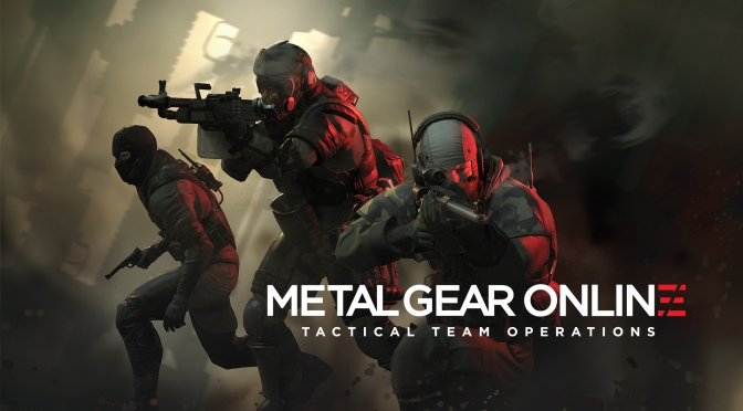 Metal Gear Online, The Tactical, Squad Based Multiplayer Is Live For Metal Gear Solid V: The Phantom Pain