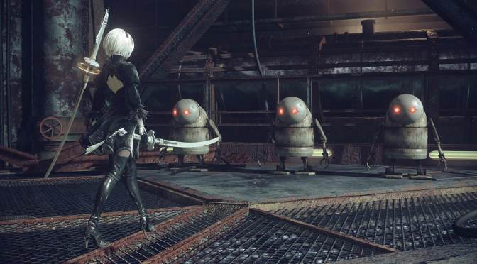 Square Enix Reveals The First Gameplay Footage For NieR: Automata, highlighting their Platinum Games Partnership