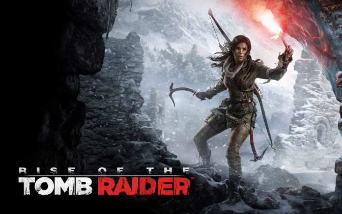 Woman Vs. Wild Explores The Guerilla Combat Options Available To You In Rise Of The Tomb Raider