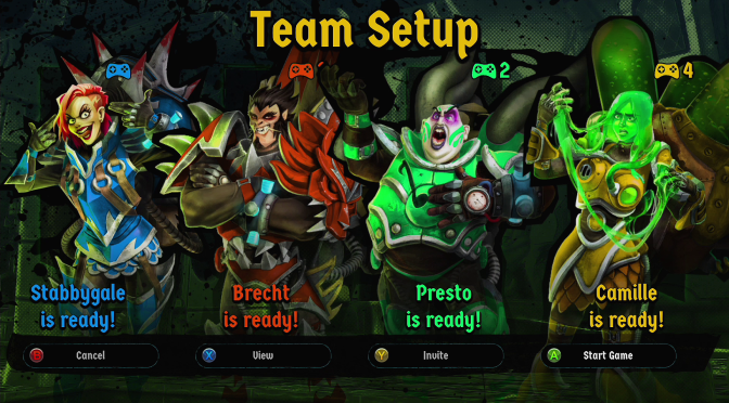 Black Forest Games Reveals Rogue Stormers, The New Identity For Their Action Packed DieselStormers In Development