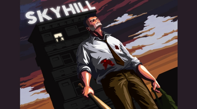Can You Survive The Apocalypse In The Skyhill Hotel?
