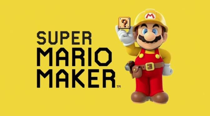 Nintendo Is Measuring The Success Of Super Mario Maker In More Than Just Sales