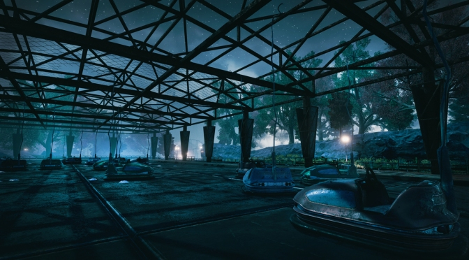 The Park Provides A Glimpse Into Their Intense Psychological Horror Experience With New Gameplay & Dev Interview