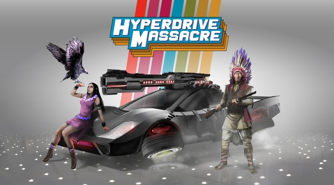 Show Your Friends Who's Boss In Hyperdrive Massacre, The Retro Space Shooter