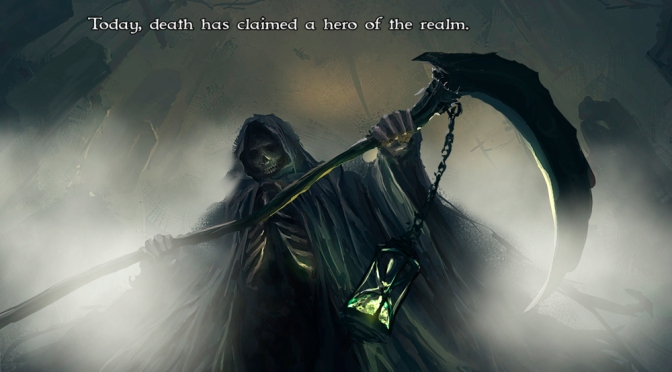 The Classic MacVenture Title Shadowgate Is Now Available On iPad