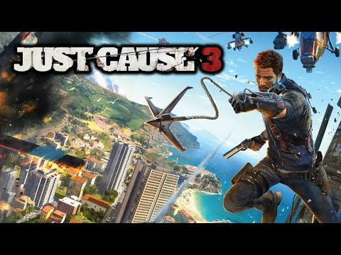 Just Cause 3 Story Trailer Explodes Onto The Scene Today