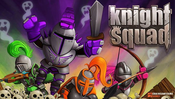 Knight Squad Is Finally Breaking Free From Early Access