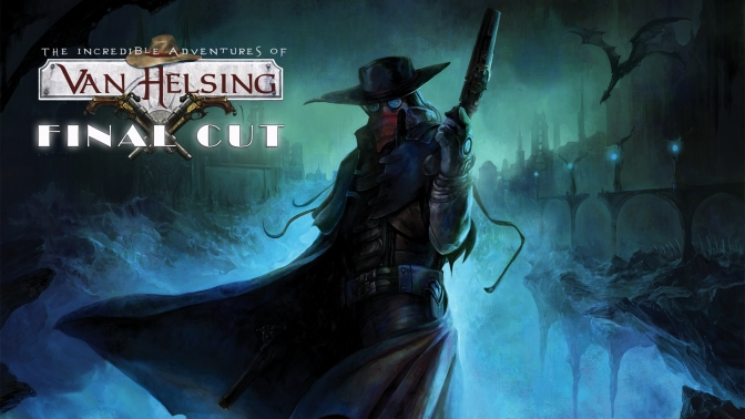 It's Time To Get The Complete Van Helsing Anthology & Hunt Down The Creatures Of The Night