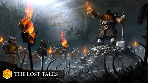 Endless Legend - The Lost Tales - Delvers