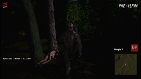 Jason's favorite counselor, is a dead one...