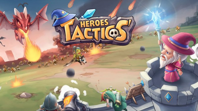 Heroes Tactics: Mythiventures Is Emerging On The App Store For iOS Devices Next Week