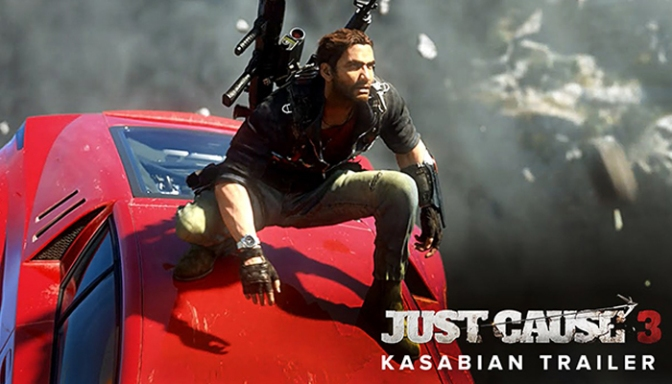Just Cause 3 Receives An Action Packed CGI Trailer