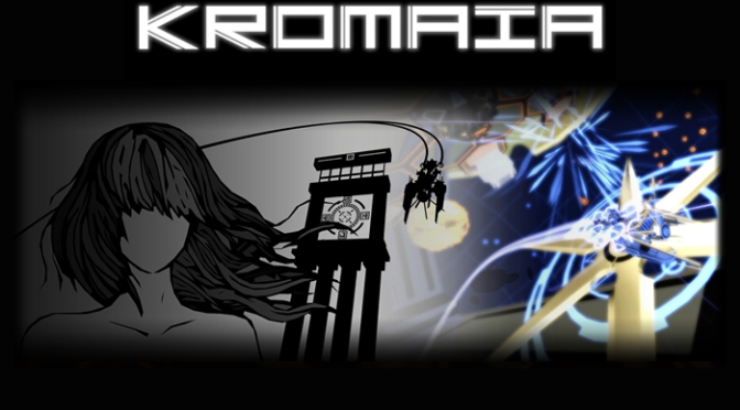 Rising Star Games & Kraken Empire's Insane Shoot'em Up Kromaia Is Now Available On The PS4