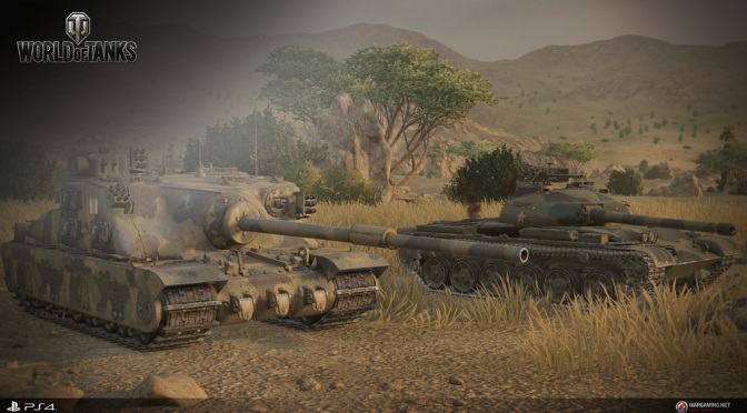 Prepare Your Invasion Plans, World Of Tanks Will Be Storming The Beaches Of The PS4